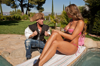 Esperanza Gomez & Johnny Sins in American Daydreams - Naughty America - Sex Position #2