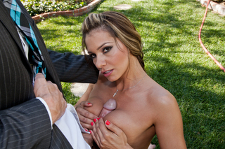 Esperanza Gomez & Johnny Sins  - Naughty America - Sex Position #6
