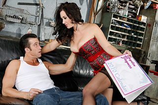 she got miami and her name is Jayden Jaymes from Naughty America