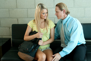Heather Starlet & Anthony Hardwood in College Sugar Babes - College Sugar Babes - Sex Position #1
