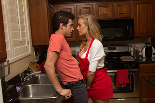 Nicole Aniston  & Xander Corvus in Dirty Wives Club - Dirty Wives Club - Sex Position #4