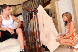 Alan Stafford & Tanner Mayes in Fast Times - Naughty America - Sex Position #5