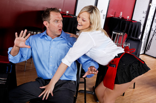 Alexis Texas & Will Powers in I Have a Wife - Naughty America - Sex Position #1