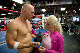 Angel Vain & Johnny Sins in I Have a Wife - Naughty America - Sex Position #1