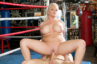 Angel Vain & Johnny Sins in I Have a Wife - Naughty America - Sex Position #8
