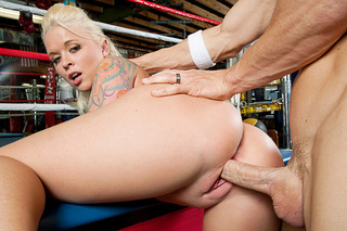 Angel Vain & Johnny Sins in I Have a Wife - Naughty America - Sex Position #13