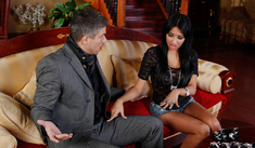 Anissa Kate & Mick Blue in I have a Wife - Naughty America - Sex Position #1