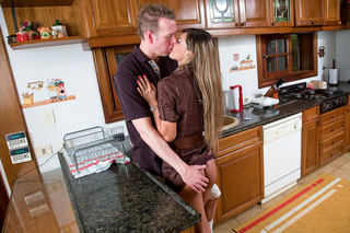 Esperanza Gomez & Mark Wood in I Have a Wife - Naughty America - Sex Position #2