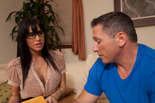 Gia DiMarco & John Strong in I have a Wife - Naughty America - Sex Position #3