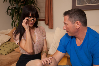 Gia DiMarco & John Strong in I have a Wife - Naughty America - Sex Position #4