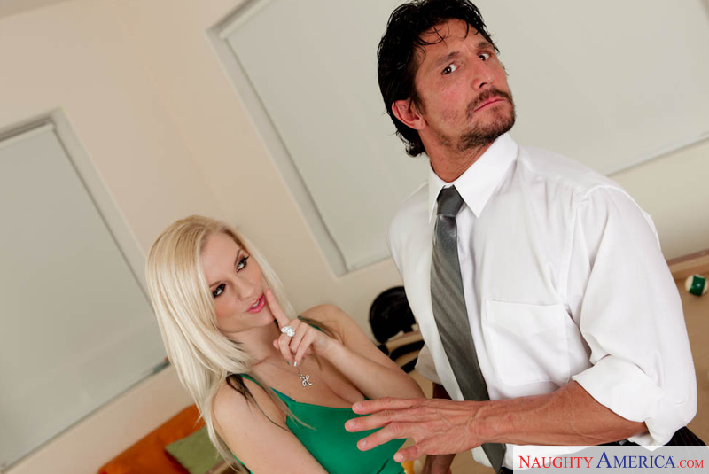 Haley Cummings Tommy Gunn in I Have a Wife