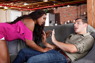 Denis Marti & Jada Fire in I Have a Wife - Naughty America - Sex Position #1