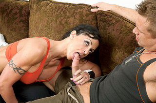 Bill Bailey & Jewels Jade in I Have a Wife - Naughty America - Sex Position #3