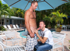 David Scott & Girth Brooks in I'm a Married Man - Suite703 - Sex Position #5