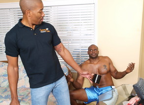 Diesel Washington & Scott Alexander in I'm a Married Man - Suite703 - Sex Position #2