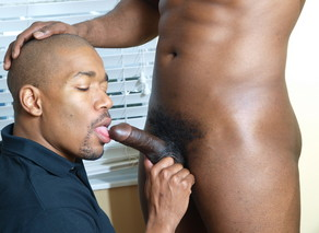 Diesel Washington & Scott Alexander in I'm a Married Man - Suite703 - Sex Position #4