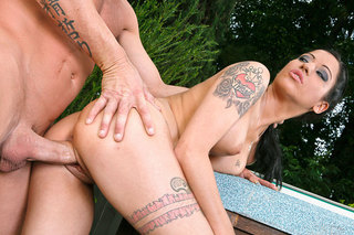 Billy Glide & Daisy Cruz in Latin Adultery - Naughty America - Sex Position #7