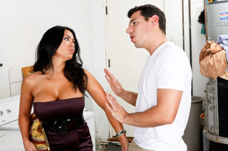 Denis Marti & Sienna West in Latin Adultery - Naughty America - Sex Position #2