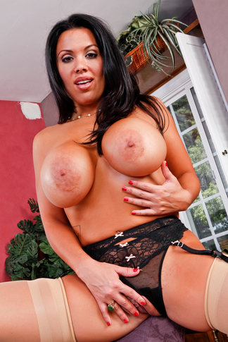 Jack Lawrence & Sienna West in Latin Adultery - Naughty America - Centerfold