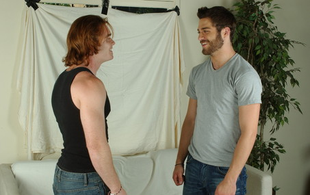 James Jamesson & Tommy Defendi in My Brothers Hot Friend - Suite703 - Sex Position #3