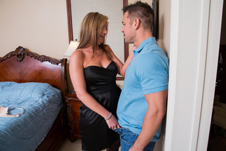 Brianna Brooks & Johnny Castle in My Dad's Hot Girlfriend - Naughty America - Sex Position #4