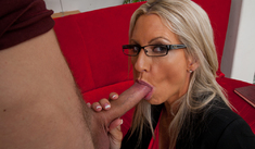 Emma Starr & Danny Wylde in My Dad's Hot Girlfriend - Naughty America - Sex Position #2