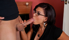 Eva Angelina & Xander Corvus in My Dad's Hot Girlfriend - Naughty America - Sex Position #2