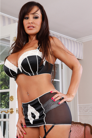 Barry Scott & Lisa Ann in My Dad's Hot Girlfriend - Naughty America - Centerfold