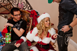 Nicole Aniston & Dane CrossKris Slater in My Dad's Hot Girlfriend - Naughty America - Sex Position #5