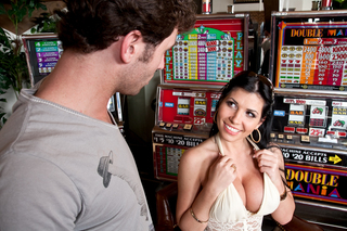 James Deen & Rebeca Linares in My Dad's Hot Girlfriend - Naughty America - Sex Position #1