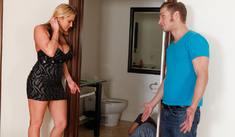 Alanah Rae & Michael Vegas  - Naughty America - Sex Position #1