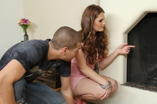 Allison Moore & Xander Corvus in My Friend's Hot Got - Naughty America - Sex Position #2