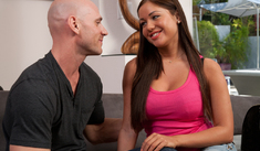 Angelica Heart & Johnny Sins in My Friend's Hot Got - Naughty America - Sex Position #1