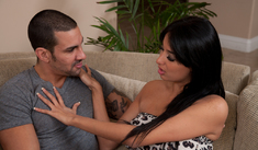 Anissa Kate & Marco Rivera in My Friend's Hot Got - Naughty America - Sex Position #1