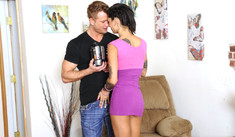 Bonnie Rotten & Bill Bailey in My Friend's Hot Got - Naughty America - Sex Position #1