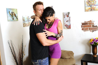 Bonnie Rotten & Bill Bailey in My Friend's Hot Got - Naughty America - Sex Position #2
