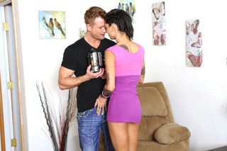 Bonnie Rotten & Bill Bailey in My Friend's Hot Got - Naughty America - Sex Position #3