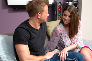 Brooklyn Chase & Bill Bailey in My Friend's Hot Got - Naughty America - Sex Position #1