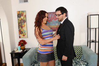 Kacee Daniels & Dane Cross in My Friend's Hot Got - Naughty America - Sex Position #2