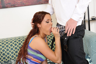 Kacee Daniels & Dane Cross in My Friend's Hot Got - Naughty America - Sex Position #4