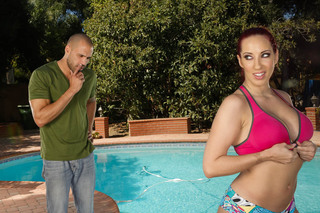 Kelly Divine & Karlo Karrera in My Friend's Hot Got - My Friend's Hot Got - Sex Position #2