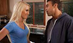 Vanessa Cage & Rocco Reed in My Friend's Hot Got - Naughty America - Sex Position #1