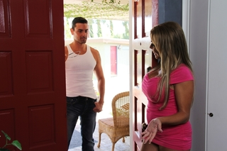 Amber Lynn Bach & Ryan Driller in My Friend's Hot Mom - Naughty America - Sex Position #1