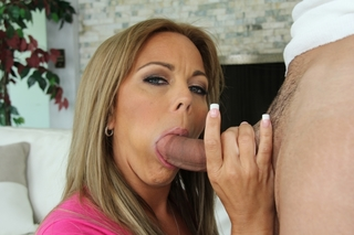 Amber Lynn Bach & Ryan Driller in My Friend's Hot Mom - Naughty America - Sex Position #5