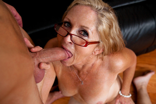 Annabelle Brady & Michael Vegas in My Friend's Hot Mom - Naughty America - Sex Position #14