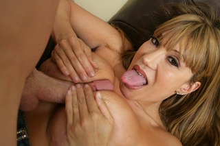 Ava Devine fucks her sons friend from Naughty America