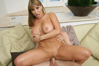 Ava Devine & Jordan Ash in My Friend's Hot Mom - Naughty America - Sex Position #7