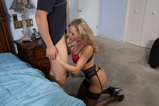 Brandi Love & Giovanni Francesco in My Friend's Hot Mom - My Friend's Hot Mom - Sex Position #5