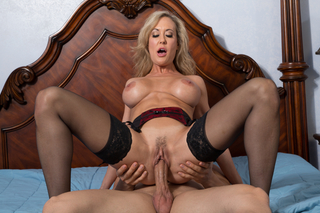 Brandi Love & Giovanni Francesco in My Friend's Hot Mom - My Friend's Hot Mom - Sex Position #8