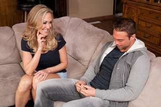 Brandi Love & Rocco Reed in My Friend's Hot Mom - Naughty America - Sex Position #2